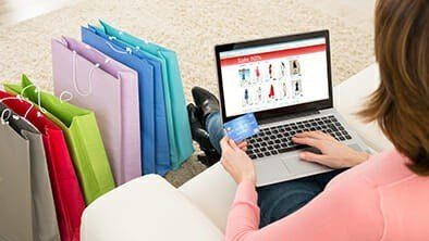 Compulsive Shoppers Are Materialistic. Max Credit Cards to Boost Mood