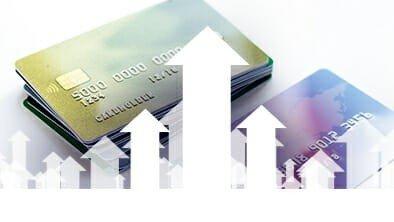 Canadian Credit Card Debt Rising, Delinquencies Falling