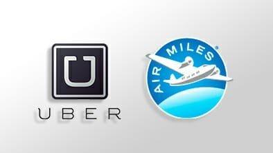 New Uber Customers Get 100 Bonus AIR MILES