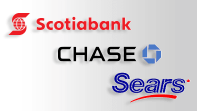 Scotia Acquires Sears Canada Credit Card Portfolio From Chase