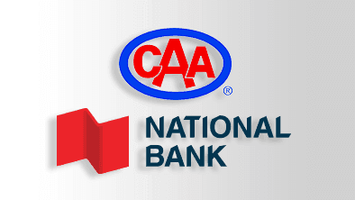 National Bank of Canada Establishes Credit Card Partnership With CAA