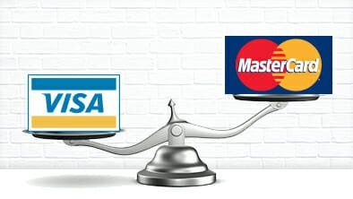 MasterCard or Visa For Foreign Purchases - Which is Cheaper for Canadians?