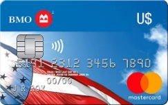 BMO US Dollar Credit Card