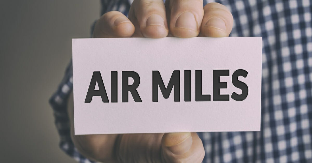 Td Visa Rewards >> Compare Canada's AIR MILES Credit Cards: Which is Best?