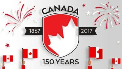 How to Celebrate Canada's 150th Birthday And Spend Wisely With Your Credit Card