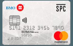 BMO SPC CashBack Mastercard