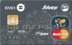 BMO Sobeys Air Miles MasterCard
