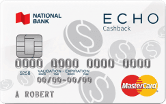 NBC Echo Cashback
