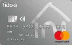 No Annual Fee FIDO MasterCard