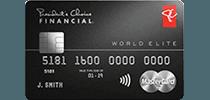 President's Choice Financial World MasterCard