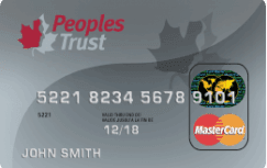 Peoples Trust Secured Credit Card