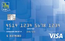 RBC Visa Classic Low Rate Credit Card