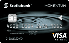 Scotia Momentum VISA Infinite Review | Earn Up to 4% Cash Back