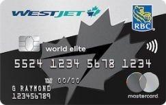 WestJet MasterCard World Elite Credit Card Review