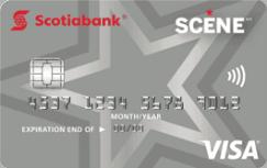 scotia scene visa