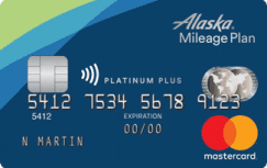 Alaska Airlines World Elite MasterCard