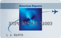 Blue Sky American Express Air Miles Credit Card