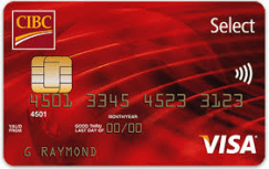 CIBC Select Visa