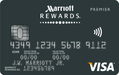 Chase Marriott Rewards® Premier Visa® Card