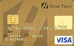 home trust equityline visa card