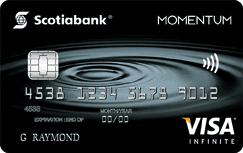 Scotia Momentum Visa Infinite Cash Back