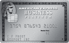 The Business Platinum Card® from American Express®