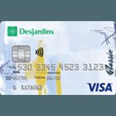 Visa Classique Desjardins