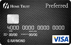 Home Trust Preferred VISA Light