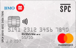 BMO SPC cash back mastercard