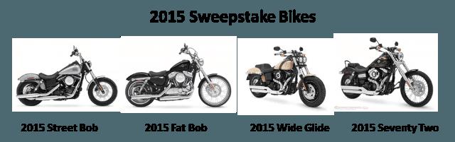 Harley-Davidson-Canada-Sweepstake-Bikes