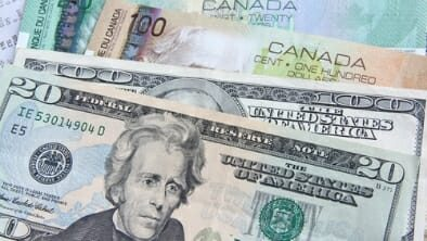 Foreign transaction fees USD and CAD