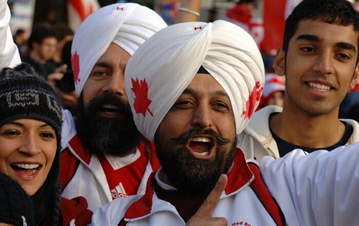 Celebrating Canadian gold