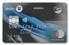 BMO Air Miles Business Mastercard