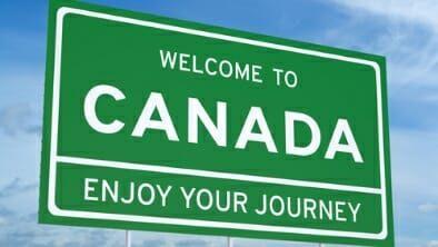 Canada immigrants small