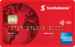The Scotiabank American Express