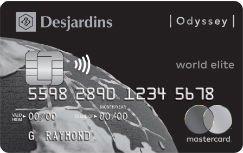 Desjardins Odyssey World Elite