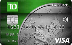 Td Visa Rewards >> Td Cash Back Visa Credit Card Review Greedyrates Ca