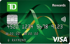 TD Rewards Visa