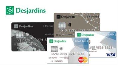 Desjardins Credit Cards