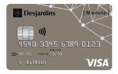 Desjardins Modulo Visa
