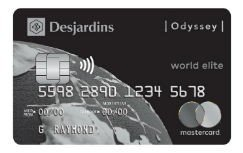 Desjardins Odyssey World Elite Mastercard Review Greedyrates Ca
