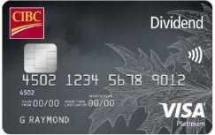 CIBC Dividend Platinum Visa Card