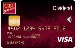 CIBC Dividend Visa Card for Students
