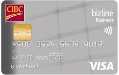 CIBC bizline Visa Card for Business