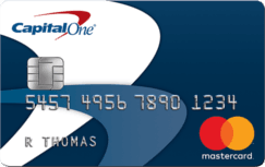 Their There. Bank Americard Credit Card Review.