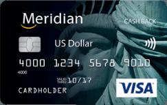 Meridian Cash Back US Dollar Card