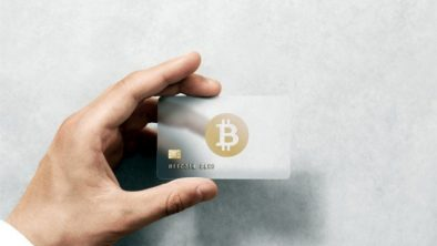 Credit cards that allow cryptocurrency