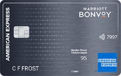The Marriott Bonvoy American Express Card