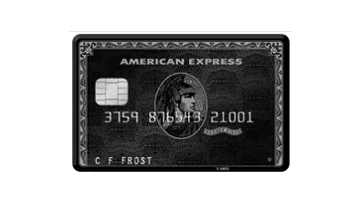American Express Card >> American Express Centurion Card Review Greedyrates Ca