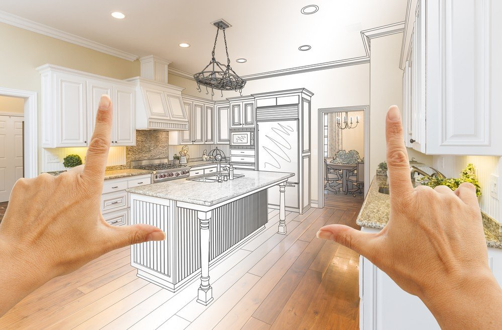 Use your tax refund to help fund some home renovations